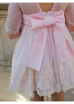 Vestido de vuelo Abuela Tata
