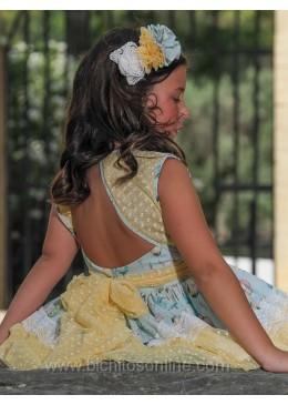 Vestido tb Herminia de Sánchez de la Vega