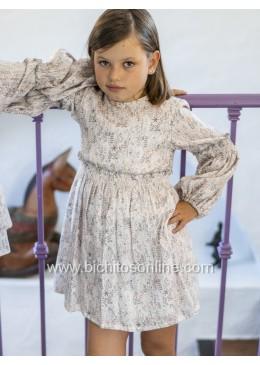 Vestido lego de Martina