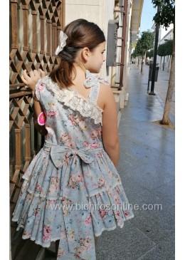 Vestido tb Cala de Sánchez de la Vega